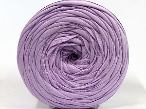 Make handbags,rugs,basket and cushion covers with this genius new-fashion yarn!<p>Since the yarn is made by upcycling fabrics, and because of the nature of the yarn; take the following notes into consideration. </p><ul><li>Fiber content information may vary. Information given about fiber content is approximate. </li><li>The yardage and weight information of the yarn is approximate. </li></ul> Fiber Content 95% Cotton, 5% Elastan, Light Lilac, Brand Ice Yarns, fnt2-69910