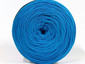 Make handbags,rugs,basket and cushion covers with this genius new-fashion yarn!<p>Since the yarn is made by upcycling fabrics, and because of the nature of the yarn; take the following notes into consideration. </p><ul><li>Fiber content information may vary. Information given about fiber content is approximate. </li><li>The yardage and weight information of the yarn is approximate. </li></ul> Fiber Content 95% Cotton, 5% Elastan, Turquoise, Brand Ice Yarns, fnt2-69928