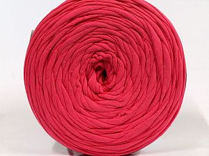 Make handbags,rugs,basket and cushion covers with this genius new-fashion yarn!<p>Since the yarn is made by upcycling fabrics, and because of the nature of the yarn; take the following notes into consideration. </p><ul><li>Fiber content information may vary. Information given about fiber content is approximate. </li><li>The yardage and weight information of the yarn is approximate. </li></ul> Fiber Content 95% Cotton, 5% Elastan, Brand Ice Yarns, Candy Pink, fnt2-69934