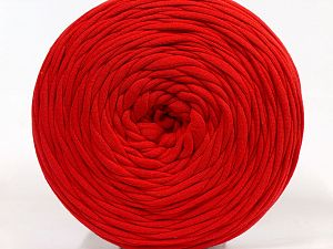 Make handbags,rugs,basket and cushion covers with this genius new-fashion yarn!<p>Since the yarn is made by upcycling fabrics, and because of the nature of the yarn; take the following notes into consideration. </p><ul><li>Fiber content information may vary. Information given about fiber content is approximate. </li><li>The yardage and weight information of the yarn is approximate. </li></ul> Fiber Content 95% Cotton, 5% Elastan, Red, Brand Ice Yarns, fnt2-69936