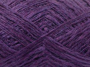 Fiber Content 100% Acrylic, Purple, Brand Ice Yarns, fnt2-70094