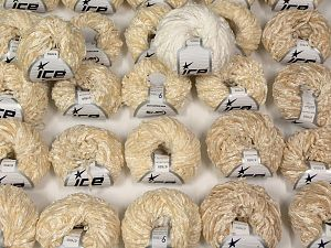 Sale Chenille Yarns In this list; you see most recent 50 mixed lots. <br> To see all <a href=&/mixed_lots/o/4#list&>CLICK HERE</a> (Old ones have much better deals)<hr> Fiber Content 95% Polyester, 5% Metallic Lurex, Brand Ice Yarns, fnt2-70109