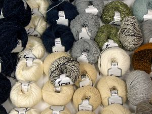 Winter Yarns In this list; you see most recent 50 mixed lots. <br> To see all <a href=&/mixed_lots/o/4#list&>CLICK HERE</a> (Old ones have much better deals)<hr> Brand Ice Yarns, fnt2-70115