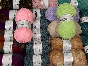 Fancy Yarns In this list; you see most recent 50 mixed lots. <br> To see all <a href=&/mixed_lots/o/4#list&>CLICK HERE</a> (Old ones have much better deals)<hr> Brand Ice Yarns, fnt2-70171
