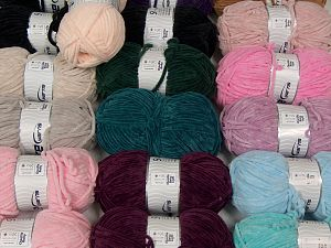 Chenille Types In this list; you see most recent 50 mixed lots. <br> To see all <a href=&/mixed_lots/o/4#list&>CLICK HERE</a> (Old ones have much better deals)<hr> Fiber Content 100% Micro Fiber, Brand Ice Yarns, fnt2-70174
