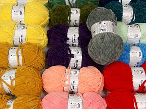 Chenille Types In this list; you see most recent 50 mixed lots. <br> To see all <a href=&/mixed_lots/o/4#list&>CLICK HERE</a> (Old ones have much better deals)<hr> Fiber Content 100% Micro Fiber, Brand Ice Yarns, fnt2-70175