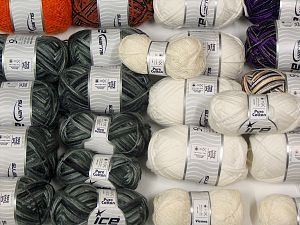 Fancy Yarns In this list; you see most recent 50 mixed lots. <br> To see all <a href=&/mixed_lots/o/4#list&>CLICK HERE</a> (Old ones have much better deals)<hr> Brand Ice Yarns, fnt2-70187