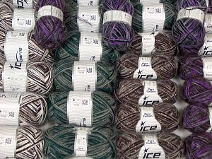 Fancy Yarns In this list; you see most recent 50 mixed lots. <br> To see all <a href=&/mixed_lots/o/4#list&>CLICK HERE</a> (Old ones have much better deals)<hr> Brand Ice Yarns, fnt2-70188