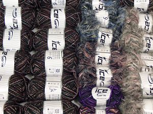 Fancy Yarns In this list; you see most recent 50 mixed lots. <br> To see all <a href=&/mixed_lots/o/4#list&>CLICK HERE</a> (Old ones have much better deals)<hr> Brand Ice Yarns, fnt2-70191