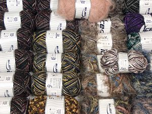 Fancy Yarns In this list; you see most recent 50 mixed lots. <br> To see all <a href=&/mixed_lots/o/4#list&>CLICK HERE</a> (Old ones have much better deals)<hr> Brand Ice Yarns, fnt2-70193