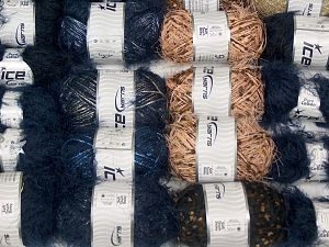 Fancy Yarns In this list; you see most recent 50 mixed lots. <br> To see all <a href=&/mixed_lots/o/4#list&>CLICK HERE</a> (Old ones have much better deals)<hr> Brand Ice Yarns, fnt2-70195