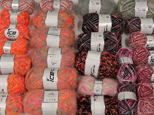 Fancy Yarns In this list; you see most recent 50 mixed lots. <br> To see all <a href=&/mixed_lots/o/4#list&>CLICK HERE</a> (Old ones have much better deals)<hr> Brand Ice Yarns, fnt2-70198