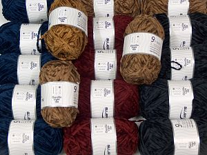 Chenille Light 100 Yarns In this list; you see most recent 50 mixed lots. <br> To see all <a href=&/mixed_lots/o/4#list&>CLICK HERE</a> (Old ones have much better deals)<hr> Fiber Content 100% Micro Fiber, Brand Ice Yarns, fnt2-70200