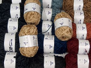 Chenille Light 100 Yarns In this list; you see most recent 50 mixed lots. <br> To see all <a href=&/mixed_lots/o/4#list&>CLICK HERE</a> (Old ones have much better deals)<hr> Fiber Content 100% Micro Fiber, Brand Ice Yarns, fnt2-70201