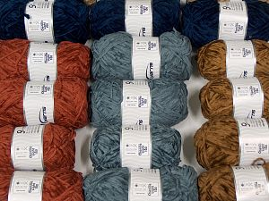 Chenille Light 100 Yarns In this list; you see most recent 50 mixed lots. <br> To see all <a href=&/mixed_lots/o/4#list&>CLICK HERE</a> (Old ones have much better deals)<hr> Fiber Content 100% Micro Fiber, Brand Ice Yarns, fnt2-70205