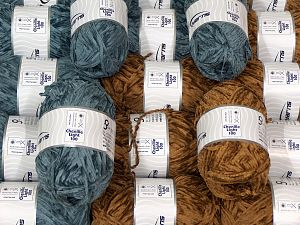 Chenille Light 100 Yarns In this list; you see most recent 50 mixed lots. <br> To see all <a href=&/mixed_lots/o/4#list&>CLICK HERE</a> (Old ones have much better deals)<hr> Fiber Content 100% Micro Fiber, Brand Ice Yarns, fnt2-70206
