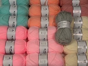 Acrylic Yarns In this list; you see most recent 50 mixed lots. <br> To see all <a href=&/mixed_lots/o/4#list&>CLICK HERE</a> (Old ones have much better deals)<hr> Brand Ice Yarns, fnt2-70216