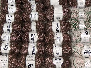 Fancy Yarns In this list; you see most recent 50 mixed lots. <br> To see all <a href=&/mixed_lots/o/4#list&>CLICK HERE</a> (Old ones have much better deals)<hr> Brand Ice Yarns, fnt2-70223