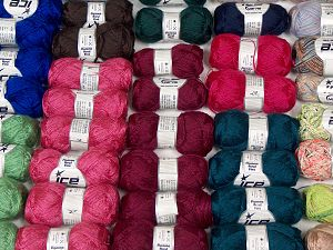 Fancy Yarns In this list; you see most recent 50 mixed lots. <br> To see all <a href=&/mixed_lots/o/4#list&>CLICK HERE</a> (Old ones have much better deals)<hr> Brand Ice Yarns, fnt2-70227