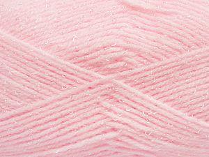 Fiber Content 90% Acrylic, 10% Viscose, Pink, Brand Ice Yarns, fnt2-70355