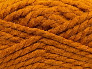 Vezelgehalte 75% Acryl, 25% Wol, Orange, Brand Ice Yarns, fnt2-70359