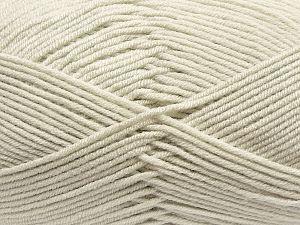 Fiber Content 100% Antibacterial Acrylic, Brand Ice Yarns, Beige, fnt2-70365