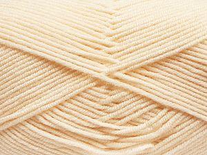 Fiber Content 100% Antibacterial Acrylic, Light Beige, Brand Ice Yarns, fnt2-70374