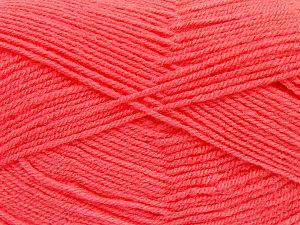 Fiber Content 50% Acrylic, 50% Polyamide, Light Pink, Brand Ice Yarns, fnt2-70795