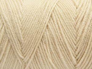 Fiber Content 100% Acrylic, Brand Ice Yarns, Cream, fnt2-70823