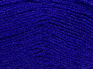 Worsted Vezelgehalte 100% Acryl, Purple, Brand Ice Yarns, fnt2-70845