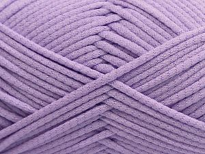 It is suitable for knitting swimsuits. Fiber Content 100% Micro Fiber, Light Lilac, Brand Ice Yarns, fnt2-70896