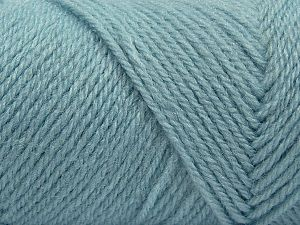 Items made with this yarn are machine washable & dryable. Fiber Content 100% Acrylic, Light Blue, Brand Ice Yarns, fnt2-71053