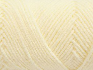 Items made with this yarn are machine washable & dryable. Fiber Content 100% Acrylic, Brand Ice Yarns, Cream, fnt2-71180