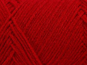 Items made with this yarn are machine washable & dryable. Fiber Content 100% Acrylic, Red, Brand Ice Yarns, fnt2-71188