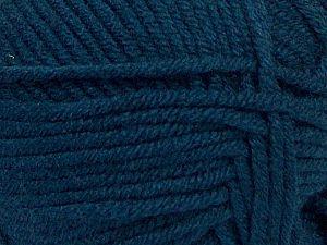 Fiber Content 100% Acrylic, Brand Ice Yarns, Dark Teal, fnt2-71533