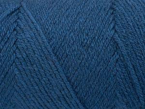Fiber Content 100% Acrylic, Jeans Blue, Brand Ice Yarns, fnt2-71677