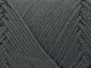 Fiber Content 100% Acrylic, Brand Ice Yarns, Grey, fnt2-71682