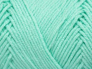 Fiber Content 100% Acrylic, Mint Green, Brand Ice Yarns, fnt2-71683