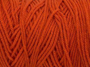 Fiber Content 100% Acrylic, Orange, Brand Ice Yarns, fnt2-71685