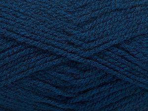 Fiber Content 100% Acrylic, Brand Ice Yarns, Dark Blue, fnt2-71696