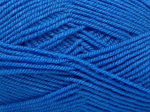 Fiber Content 100% Acrylic, Brand Ice Yarns, Blue, fnt2-71700