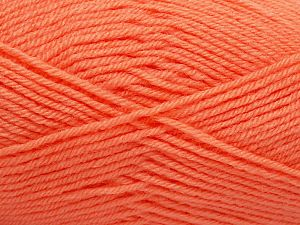 Fiber Content 100% Acrylic, Light Orange, Brand Ice Yarns, fnt2-71708