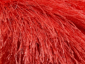 Fiber Content 100% Polyester, Salmon, Brand Ice Yarns, Yarn Thickness 6 SuperBulky  Bulky, Roving, fnt2-13271