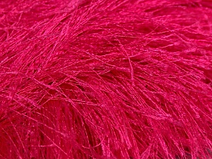 Fiber Content 100% Polyester, Brand Ice Yarns, Gipsy Pink, Yarn Thickness 6 SuperBulky  Bulky, Roving, fnt2-17542