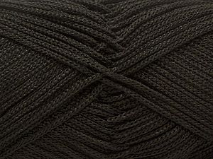 Width is 3 mm Fiber Content 100% Polyester, Brand Ice Yarns, Black, fnt2-21637