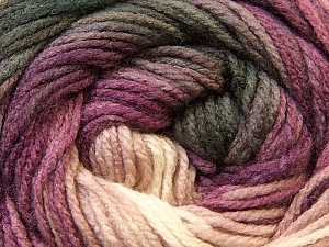 Fiber Content 100% Acrylic, White, Maroon, Brand Ice Yarns, Black, Yarn Thickness 3 Light  DK, Light, Worsted, fnt2-22025