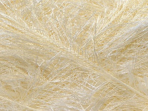 Fiber Content 100% Polyester, Brand Ice Yarns, Cream, Yarn Thickness 5 Bulky  Chunky, Craft, Rug, fnt2-22701