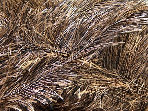 Fiber Content 100% Polyester, Brand Ice Yarns, Camel, Brown, Yarn Thickness 5 Bulky  Chunky, Craft, Rug, fnt2-22703