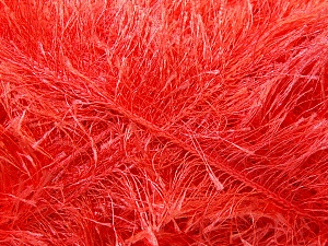 Fiber Content 100% Polyester, Salmon, Brand Ice Yarns, Yarn Thickness 5 Bulky  Chunky, Craft, Rug, fnt2-22714