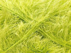 Fiber Content 100% Polyester, Light Green, Brand Ice Yarns, Yarn Thickness 5 Bulky  Chunky, Craft, Rug, fnt2-22737